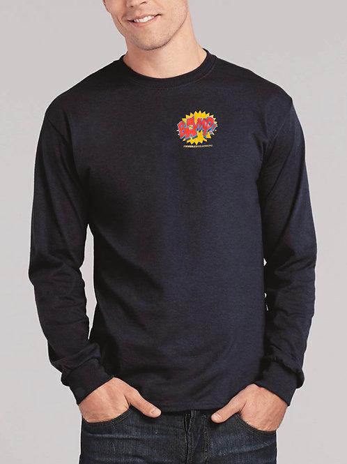 Mens Long Sleeve Logo