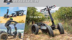 EZRAIDER Brochure - 2019