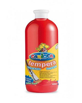 Carioca Tempera Suluboya Süper Yıkanabilir Yavru Ağzı 1000 Ml