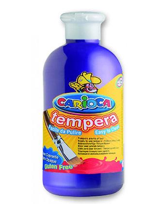 Carioca Tempera Suluboya Süper Yıkanabilir Mor 500 Ml.