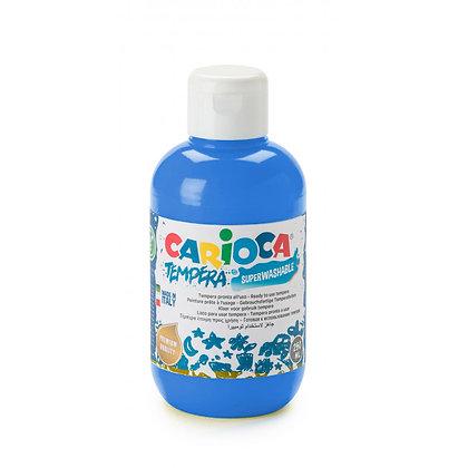Carioca Tempera Suluboya Süper Yıkanabilir Mavi 250 Ml.