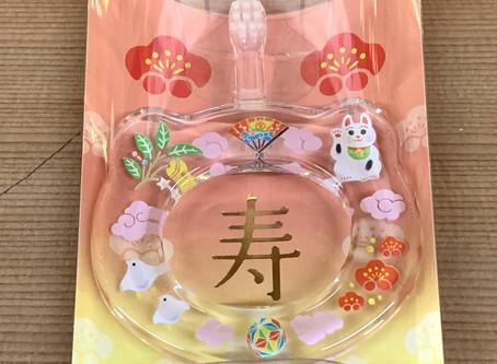 初宮詣に新しい記念品が加わりました
