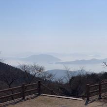 【七十二候】東山にたなびく春霞