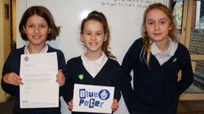 Blue Peter Badges Awarded