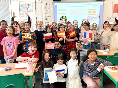 Celebrating different cultures
