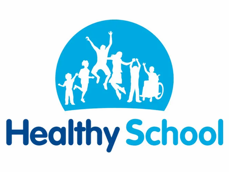 We are a Healthy School