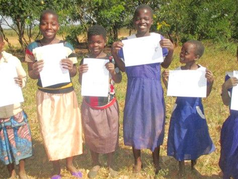 News from our link school in Malawi
