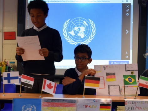 United Nations Global Citizenship day