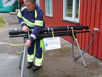 Stolt leverandør av vann til Matrand Cup 2016!