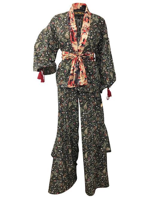 ADIE Kimono Top & Pant Set