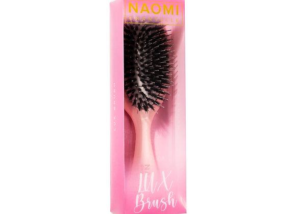 Lux Boar Brush (peach)
