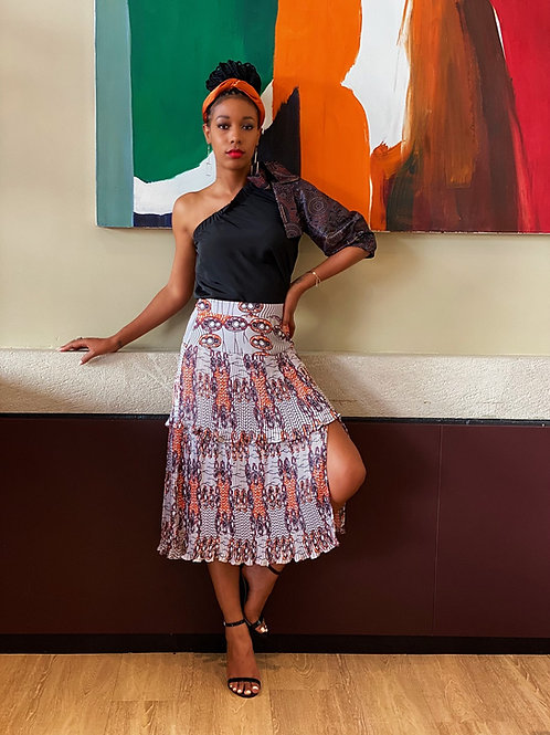 LONIE Pleated Skirt