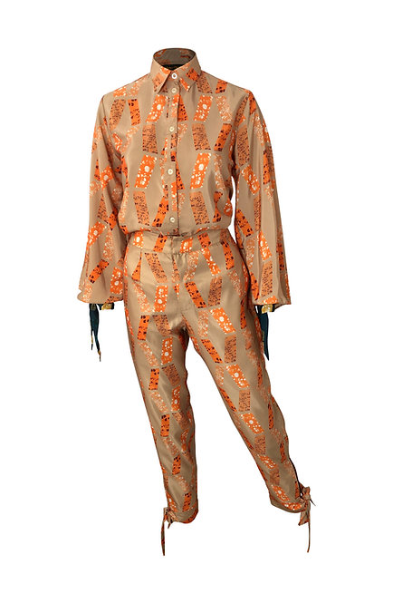 RENI Shirt & Pant Set