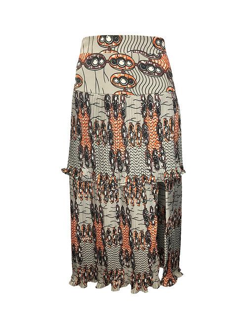 LONIE Pleated Skirt