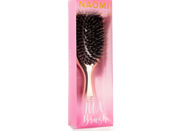 LUX Boar Brush (gold)