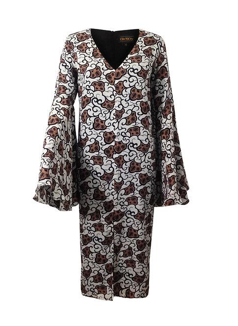 NOLA Bell Sleeve Dress