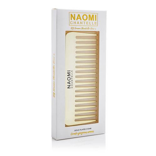 Naomi Chantelle Gold comb