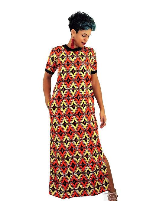 NIMIE T Shirt Dress