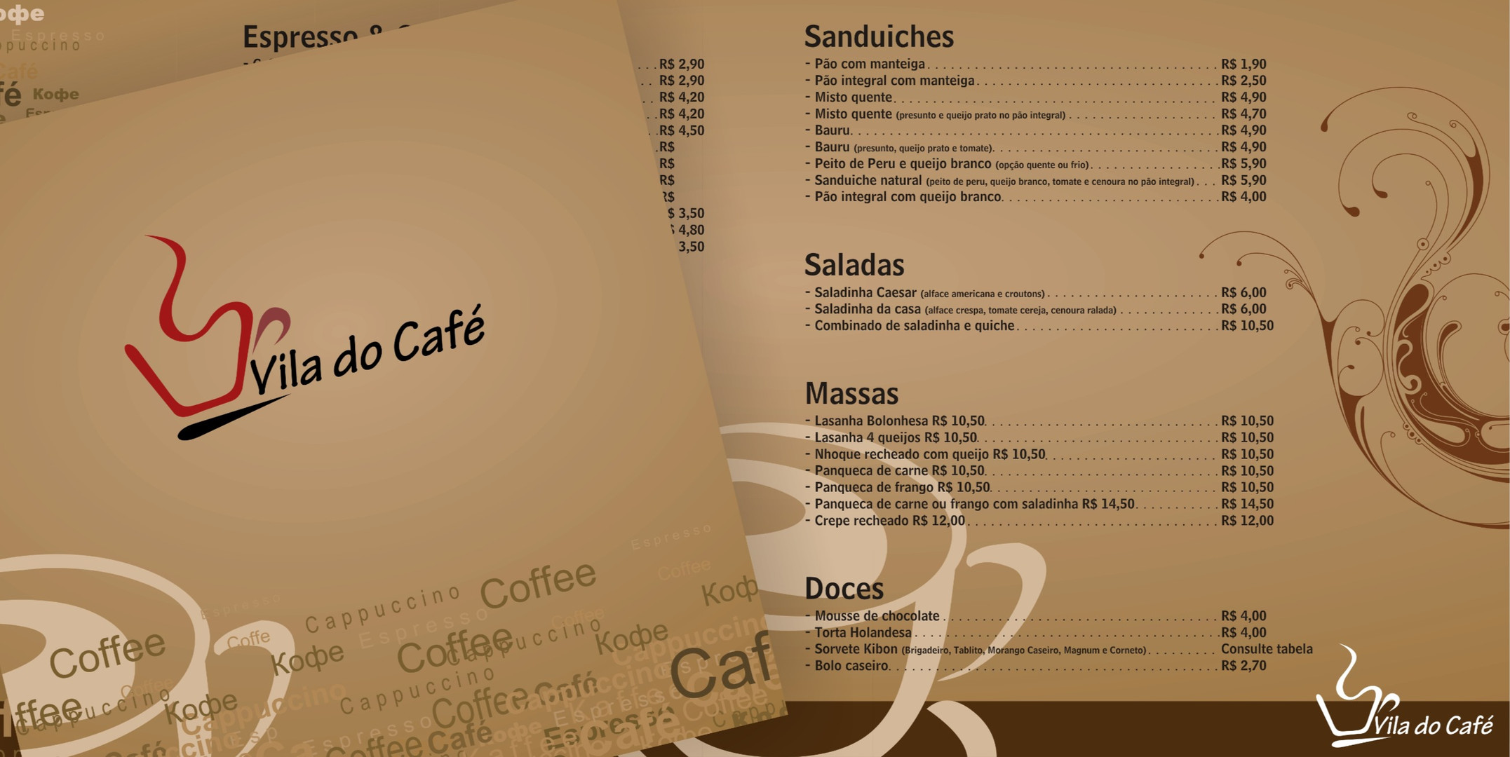 Vila do Café
