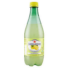 254 San Pellegrino Limonata PET  0,50 Citron