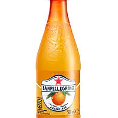 255 San Pellegrino Aranciata PET 0,50 Orange