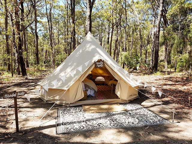 Luxe Bridal Suite/Honeymoon Suite Luxe Bridal Suite/Honeymoon Suite ... & Luxe Bridal Suite/Honeymoon Suite | Glamping Jervis Bay ...