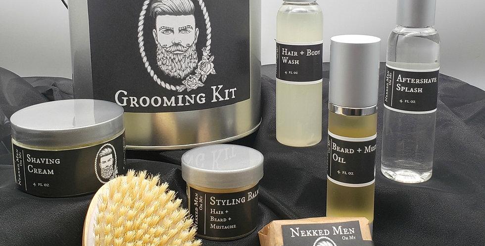 Nekked Men Grooming Kit