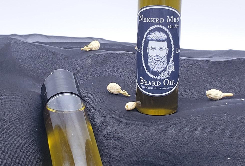 Nekked Beard Oil