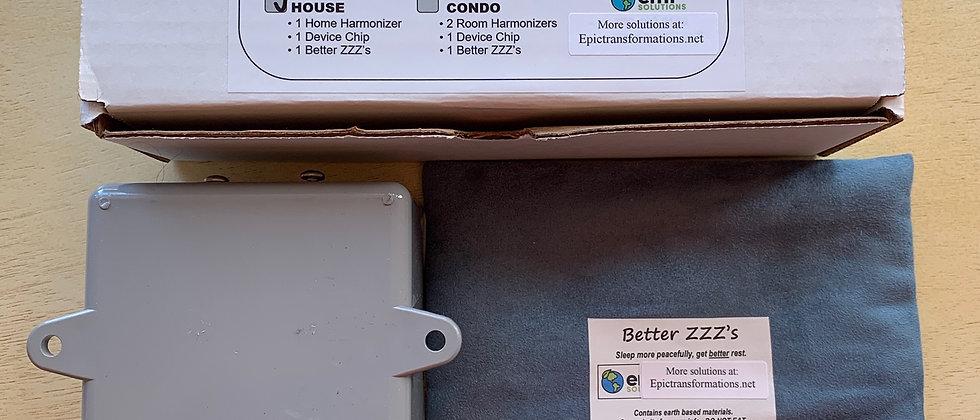 Home Bundle - Small Home Harmonizer/Booster Box
