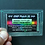 Thumbnail: PERSONAL CARD XL (EMF patch-XL)