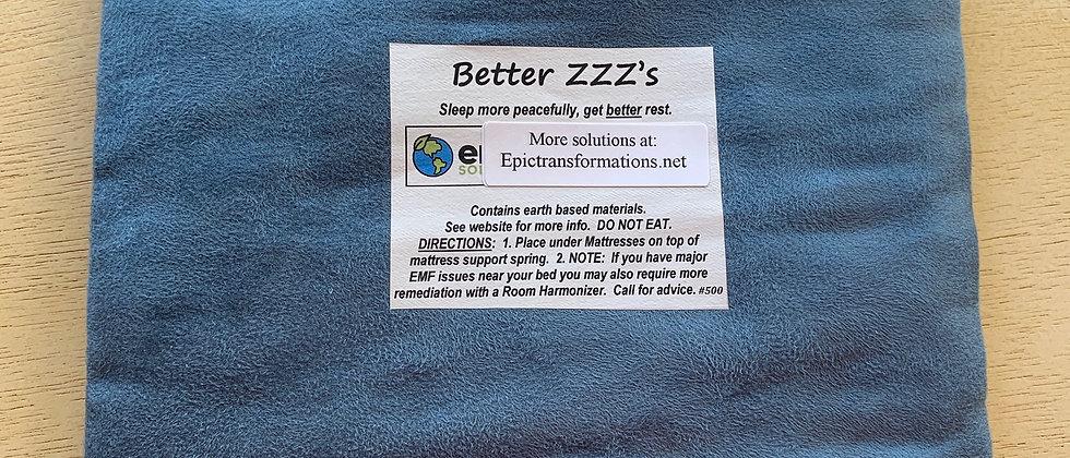 BETTER ZZZ'S