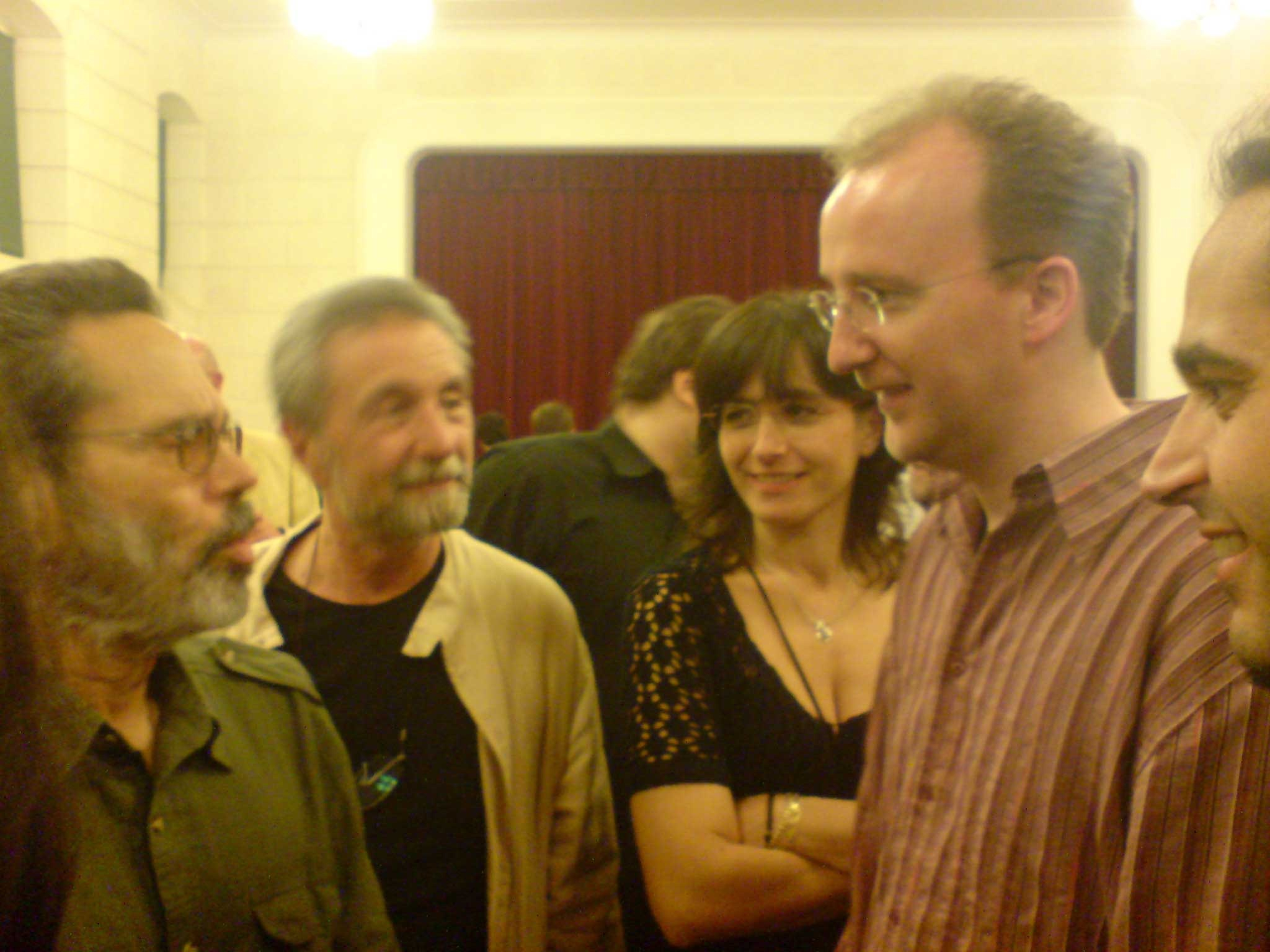 Leo Brouwer and Paolo Paolini