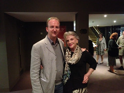 With Ms. Menuhin in London 2014