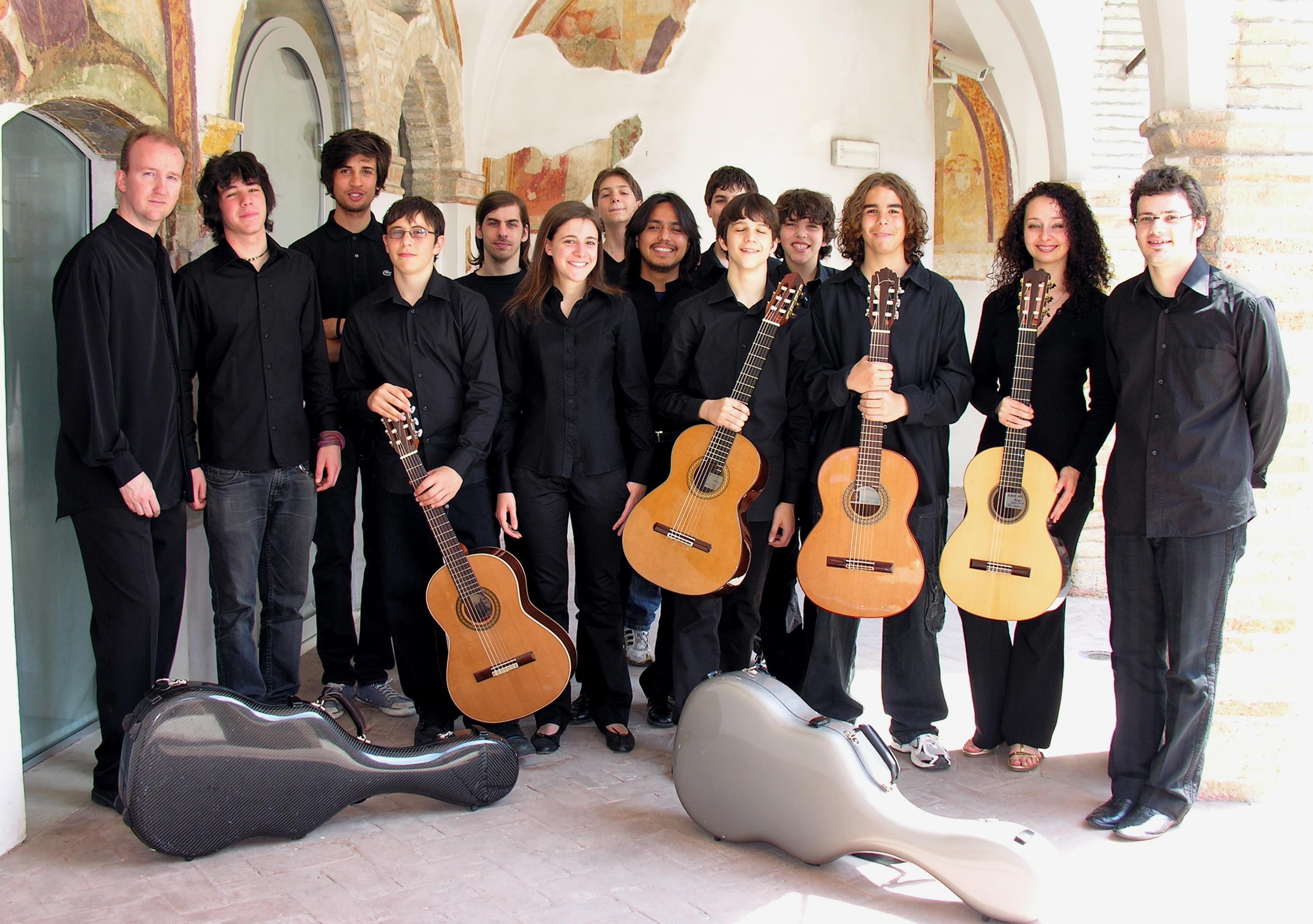 With HexacordEnsemble Junior 2008