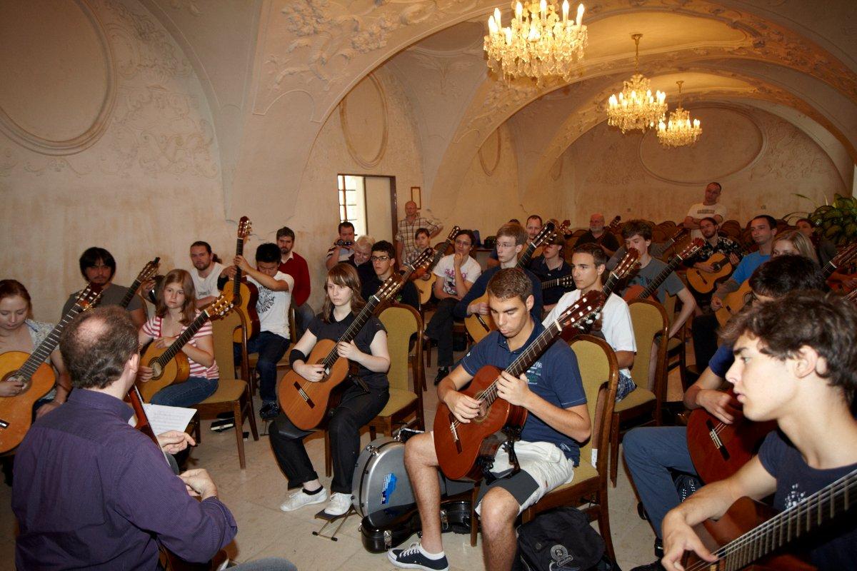 Workshop in Mikulov 2012