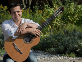 Marcos Victora-Wagner plays the Concerto de Aranjuez by Joaquin Rodrigo