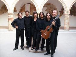 With Segovia Guitar Academy teachers