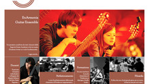 Segovia Guitar Academy website