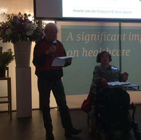 Anneke en Henk bloggen: Terugkijken op een bijzondere dag