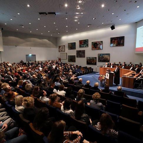 Oratie Geraline Leusink: 'Deze leerstoel is ontzettend hard nodig!'