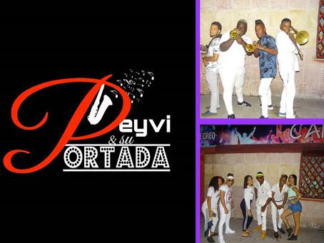 """Orquesta """"Deyvi y su Portada - La Sangre Nueva"""""""