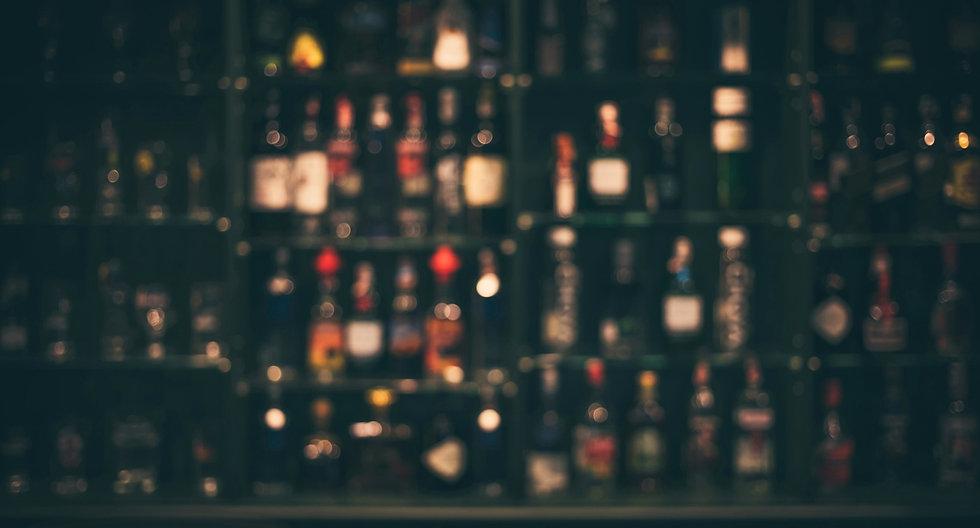 Hayner Distillery Bourbon Whiskey Bar