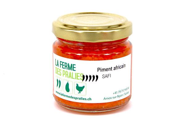 Purée de piment African Safi