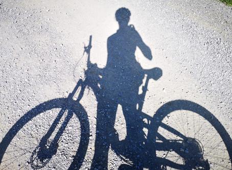 Je suis blessée...je me mets au vélo?