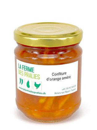 Confiture d'orange amère