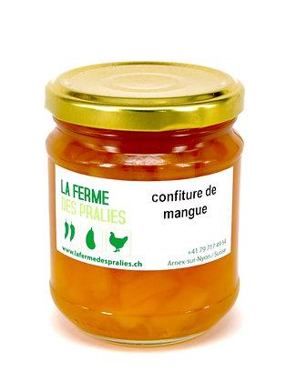 Confiture de mangue