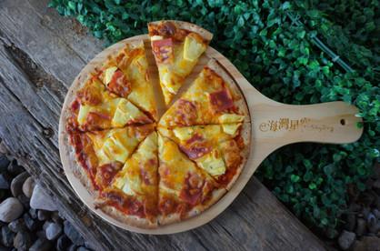 現烤手工披薩
