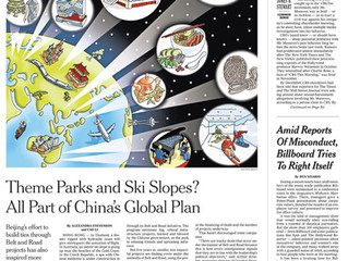Good Things come to those who wait...The New York Times