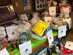 So Many Amazing Raffle Items Donated!