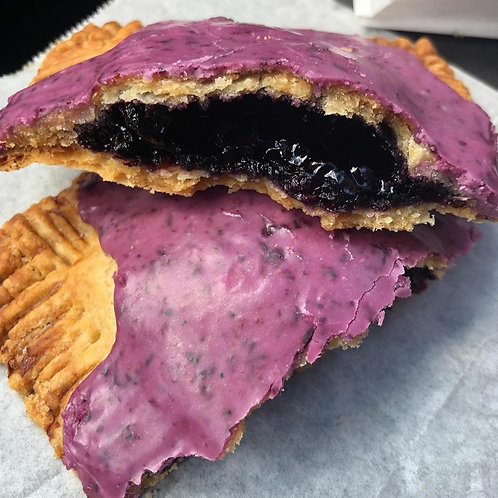 Blueberry Pop tart